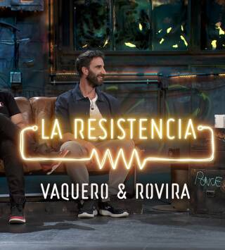 Episodio 120: J.J. Vaquero y Dani Rovira -