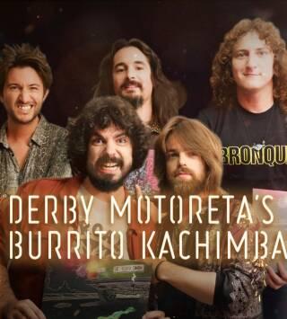Episodio 30: Derby Motoreta's Burrito Kachimba