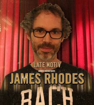 Episodio 34: James Rhodes