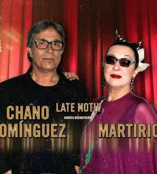 Episodio 39: Martirio y Chano Domínguez