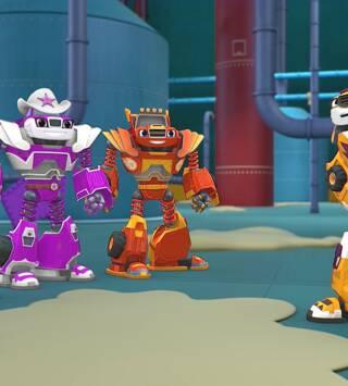 Episodio 7: Amigos robots