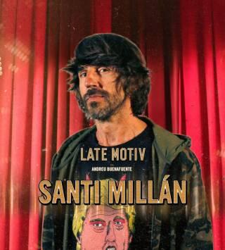 Episodio 41: Santi Millán