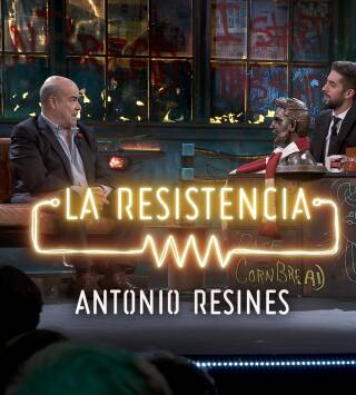 Episodio 186: Antonio Resines -