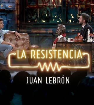 Episodio 185: Juan Lebrón - Entrevista - 11.12.19