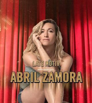 Episodio 55: Abril Zamora