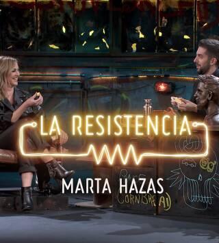 Episodio 191: Marta Hazas - Entrevista - 17.12.19