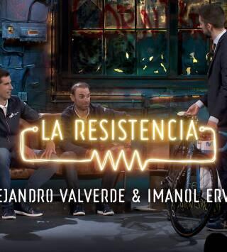 Episodio 193: Alejandro Valverde e Imanol Erviti - Entrevista - 18.12.1