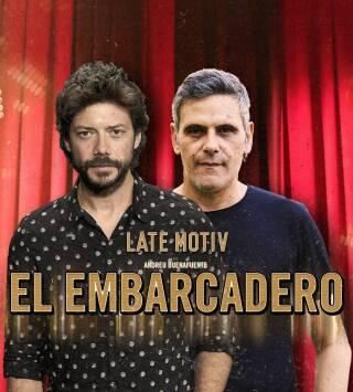 Episodio 64: Álvaro Morte y Roberto Enríquez