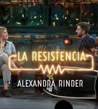 Episodio 227: Alexandra Rinder - Entrevista - 03.02.20
