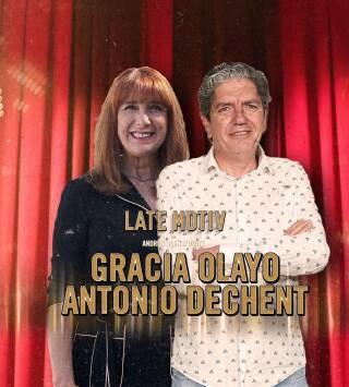 Episodio 79: Gracia Olayo y Antonio Dechent