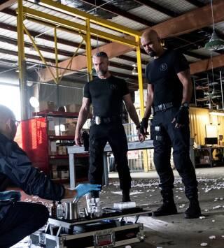Episodio 12: Buen policía