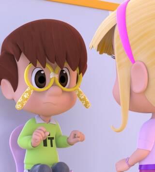 Episodio 13: Las gafas de Teté