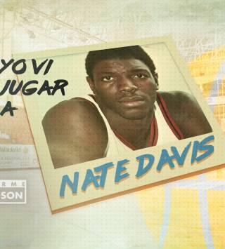 Yo vi jugar a Nate Davis