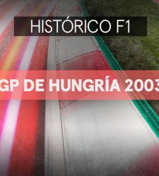 GP Hungría 2003