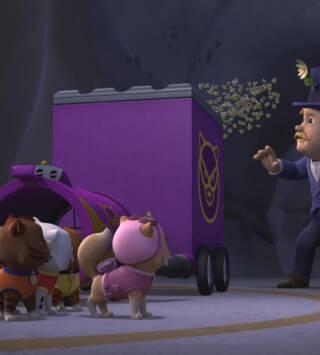 Episodio 4: La patrulla salva la miel / La patrulla salva el bolso de la Alcaldesa Goodway