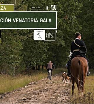 Tradición venatoria Gala