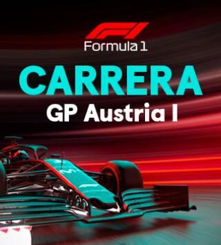 GP de Austria I: Carrera
