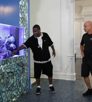 Episodio 18: El tanque gigante para tiburones de Tracy Morgan