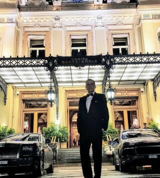 Episodio 37: Hotel Hermitage (Mónaco)