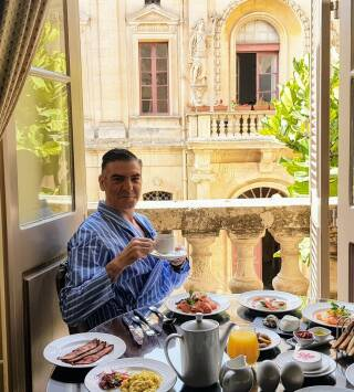 Episodio 44: Hotel The Xara Palace Relais & Chateaux (Mdina, Malta)
