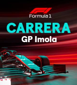 GP de Imola: Carrera