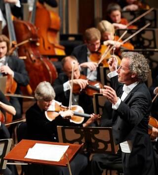 Brahms -  Concierto para violín y Obertura, op 80