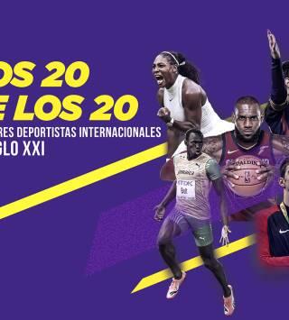 Los 20 mejores de los 20. Internacionales