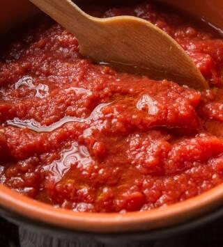 Episodio 7: Atún en aceite, membrillo y tomate natural triturado