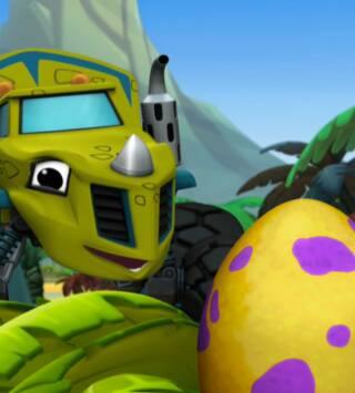 Episodio 13: Zeg y el huevo
