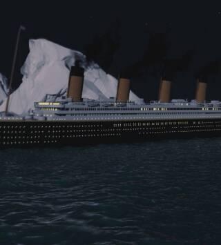 Episodio 1: Titanic