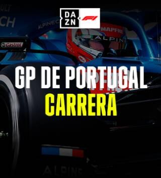 GP de Portugal: Carrera