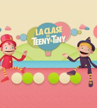 La clase de Teeny & Tiny