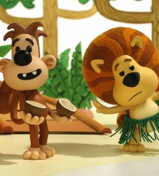Episodio 37: El mono que rugía