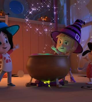 Episodio 45: Una pesadilla de Halloween