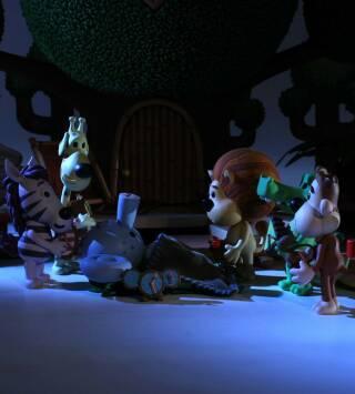 Episodio 44: Despierta, Huffty