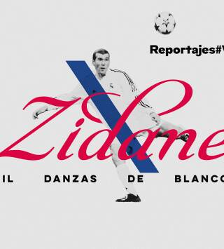 Zidane, mil danzas de blanco
