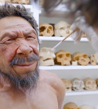 ¿Cómo eran los neandertales?