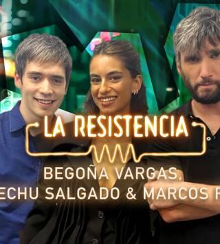 Episodio 16: Begoña Vargas, Chechu Salgado y Marcos Ruiz