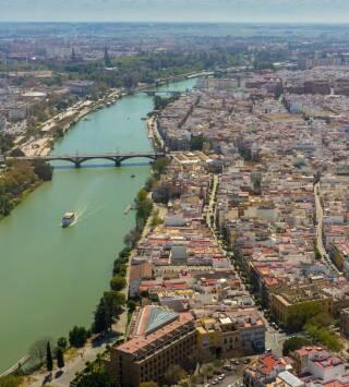 Andalucía desde el cielo