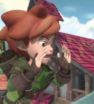Robin Hood, el trapella de Sherwood