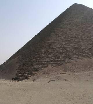Episodio 3: Meidum y el misterio de la pirámide falsa