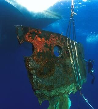 Titanic: en el corazón del naufragio