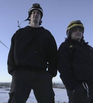 Megamáquinas en Alaska