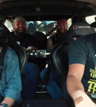 Episodio 8: Diesel Dave es mi copiloto