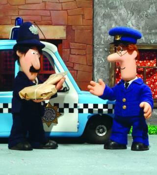 Episodio 4: Pat el cartero y el policía del pueblo