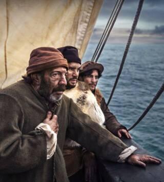 Baskavígin. La matanza de los balleneros vascos