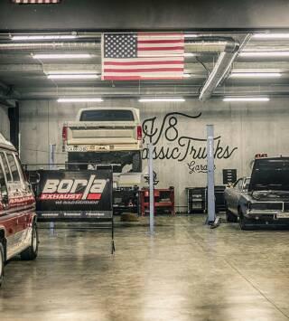 V8 Classic Trucks