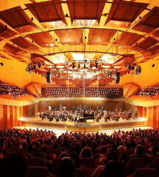 Bernard Haitink et le Royal Concertgebouw Orchestra