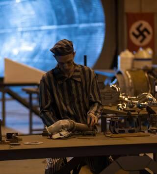 Episodio 4: El V1, el misil de la venganza de Hitler