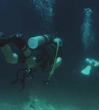Episodio 2: Los tesoros de las profundidades